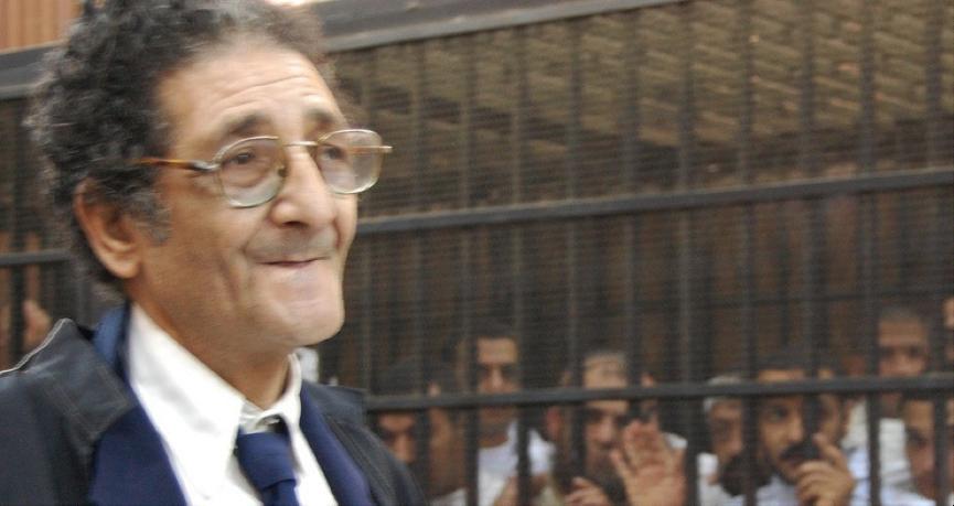 Description: http://www.madamasr.com/sites/default/files/photos/news/Lawyer_Ahmed_Seif_Mahalla_Trials_2008-Copyright.jpg