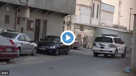 فيديو لاعتقال تعسفي واعتداء على أحد الأفراد - 16 يناير 2017