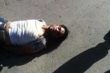 Redha Abdullah Isa Al-Ghasra Arrested, Injured
