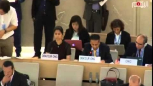 Said Yousif Almuhafdha intervention at 27th HRC 22-September-2014
