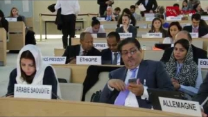 Husain Abdulla's oral intervention @ HRC 33rd _ 14/09/2016