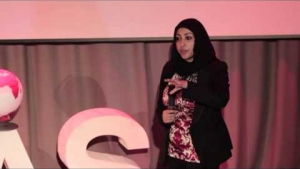 Maryam Alkhawaja at TEDxSOAS