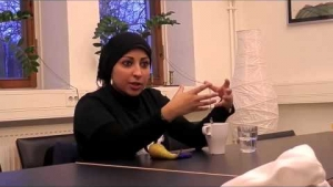 Human Rights Defender, Maryam Alkhawaja Talks about Scandinavian Prisoners in Bahrain